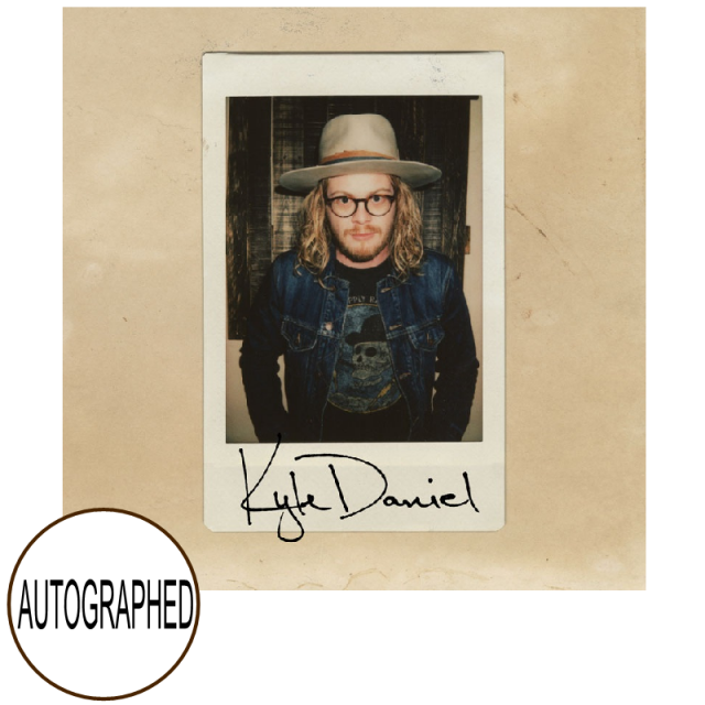 Kyle Daniel AUTOGRAPHED Self Titled EP