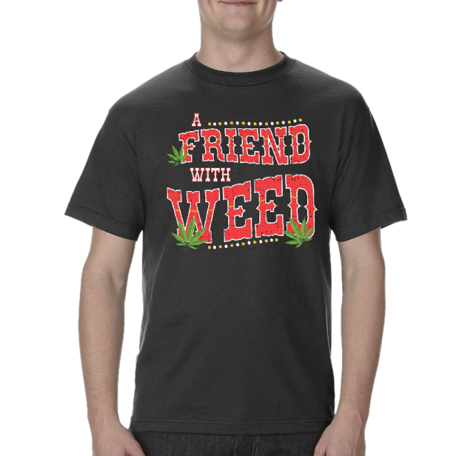 Kyle Daniel Weed Tee